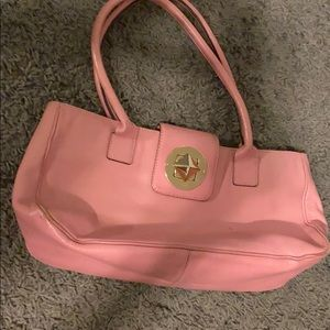 Kate Spade Pink Leather Handbag
